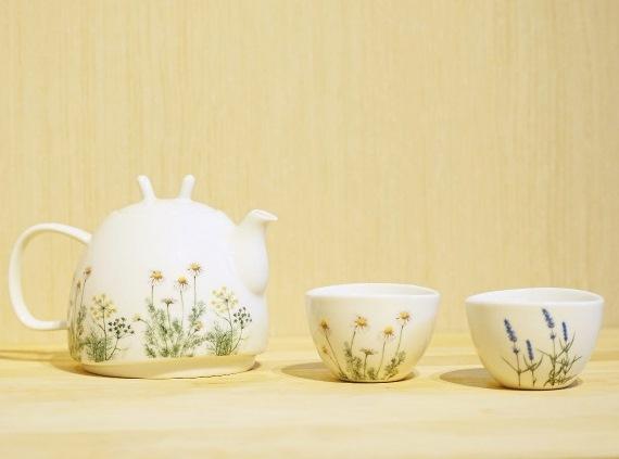 集香紛霏經典茶具禮盒